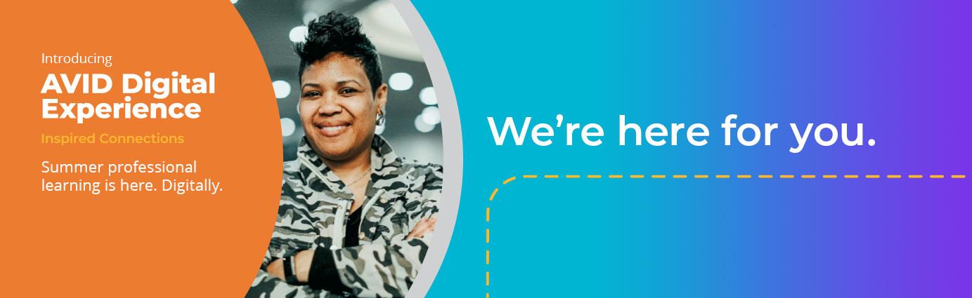 AVID DigitalXP - We're here for you.